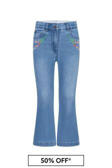 Stella McCartney Kids Blue Jeans