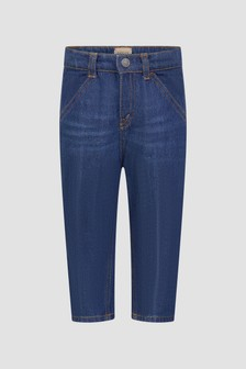 GUCCI Kids Baby Blue Jeans