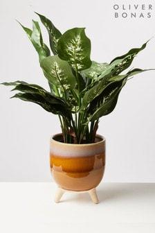 Oliver Bonas Suelo Ceramic Plant Pot