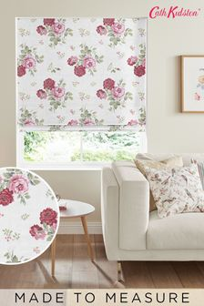 Cath Kidston Antique Rose Pink Made To Measure Roman Blind