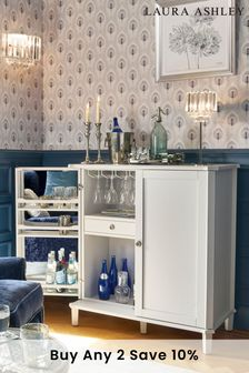 Henshaw Drinks Cabinet By Laura Ashley