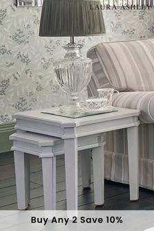 Laura Ashley Henshaw Nest Of Tables
