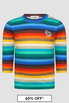 Paul Smith Junior Baby Boys Multicoloured T-Shirt