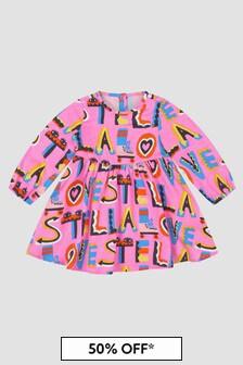 Stella McCartney Kids Baby Pink Dress