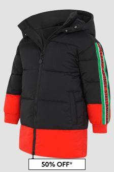 Stella McCartney Kids Girls Black Jacket