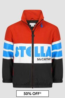 Stella McCartney Kids Boys Multi Jacket