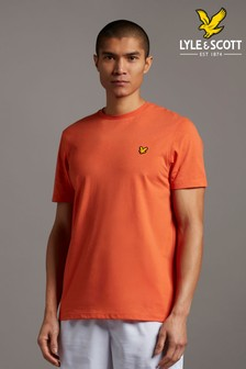 Lyle & Scott Burnt Sienna Back Print T-Shirt