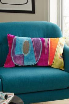 Multi Alex Echo for Parkinson's UK at Next Love Cushion