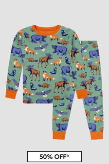 Hatley Kids & Baby Grey Pyjamas