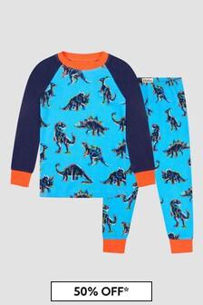 Hatley Kids & Baby Blue Pyjamas