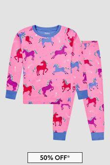 Hatley Kids & Baby Girls Pink Pyjamas