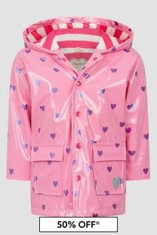 Hatley Kids & Baby Girls Pink Jacket