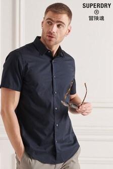 Superdry Modern Tailor Short Sleeved Shirt