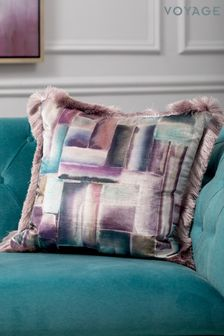 Voyage Purple Albers Cushion