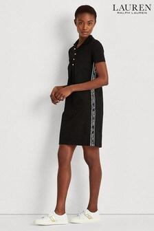 Lauren Ralph Lauren Logo Jaddox Polo Dress