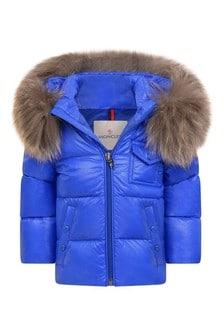Moncler Enfant Baby Boys Royal Down Padded K2 Jacket