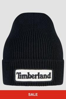 Timberland Boys Black Hat