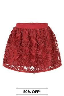Mayoral Girls Flower Skirt