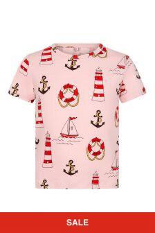 Mini Rodini Kids Pink T-Shirt