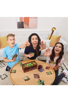 Harry Potter Catch The Snitch Family Board And Card Game
