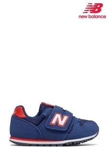 New Balance 373 Velcro Infant Trainers