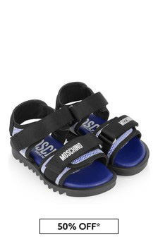Moschino Kids Boys Sandals