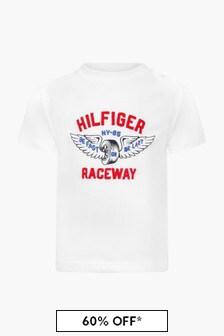 Tommy Hilfiger Boys Raceway Appliqué Top