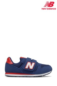 New Balance 373 Velcro Youth Trainers
