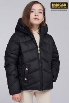Barbour® International Girls Motegi Quilted Jacket