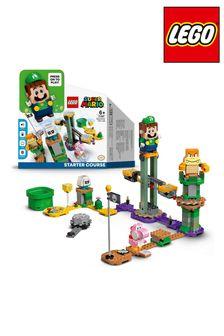 LEGO Super Mario Adventures with Luigi Starter Course Toy 71387