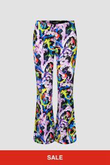 Versace Girls Baroccoflage Trousers