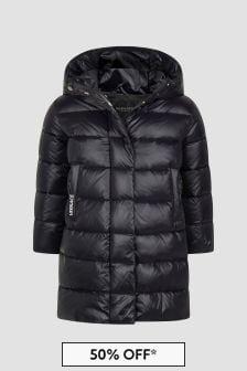 Versace Girls Black Jacket