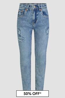 Levis Kidswear Boys Blue Jeans