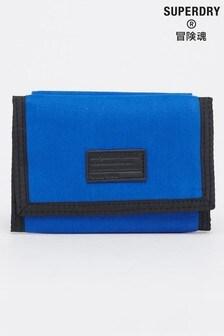 Superdry Workwear Velco Wallet