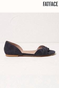 FatFace Blue Gracie Twist Sandals