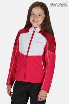 Regatta Pink Acidity IV Lightweight Softshell Jacket