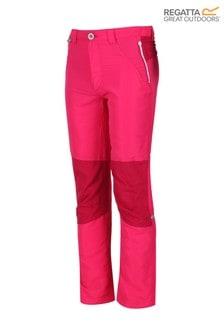 Regatta Pink Sorcer IV Mountain Trousers