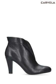 Carvela Comfort Black Rida Boots