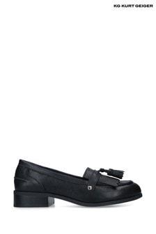 KG Kurt Geiger Black Mavis Shoes