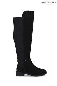 Kurt Geiger London Black Vera Boots