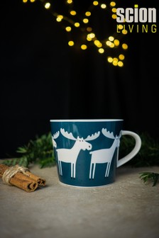 Scion Monty Moose Mug