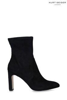 Kurt Geiger Black Thara Boots