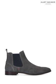 Kurt Geiger Grey Jadon Boots