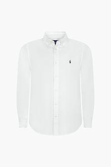 Ralph Lauren Kids Boys Long Sleeve Shirt