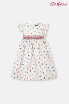 Cath Kidston Mini Ice Creams Ella Shirred Dress