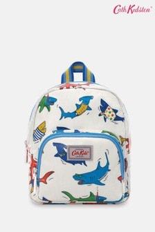Cath Kidston Kids  Summer Sharks Mini Backpack