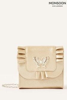 Monsoon Gold Shoulder Bag