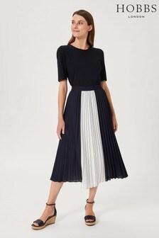 Hobbs Blue Bess Skirt