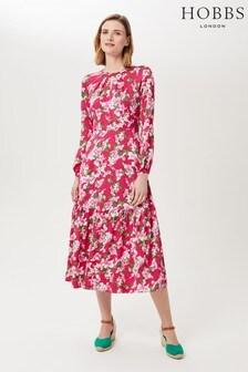 Hobbs Multi Marilyn Dress
