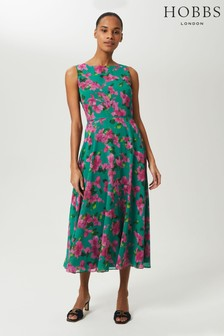 Hobbs Multi Carly Dress